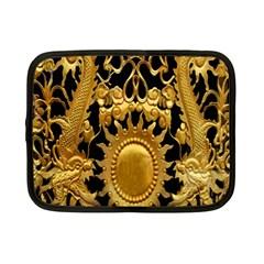 Golden Sun Netbook Case (small)