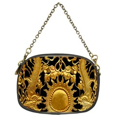 Golden Sun Chain Purses (Two Sides)