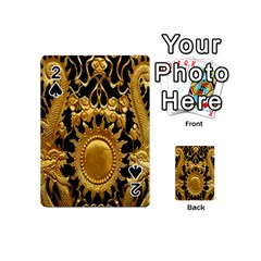 Golden Sun Playing Cards 54 (mini)
