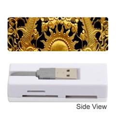 Golden Sun Memory Card Reader (stick)