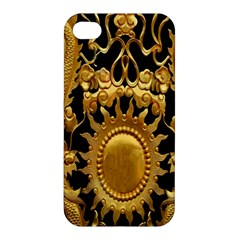 Golden Sun Apple Iphone 4/4s Premium Hardshell Case
