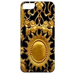 Golden Sun Apple Iphone 5 Classic Hardshell Case