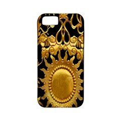 Golden Sun Apple iPhone 5 Classic Hardshell Case (PC+Silicone)