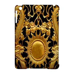 Golden Sun Apple Ipad Mini Hardshell Case (compatible With Smart Cover)