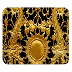 Golden Sun Double Sided Flano Blanket (small)