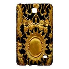 Golden Sun Samsung Galaxy Tab 4 (7 ) Hardshell Case