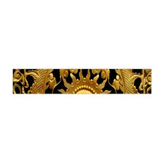 Golden Sun Flano Scarf (mini)