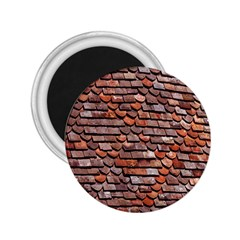Roof Tiles On A Country House 2.25  Magnets