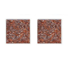 Roof Tiles On A Country House Cufflinks (square)