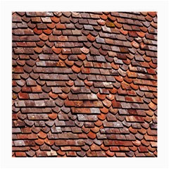 Roof Tiles On A Country House Medium Glasses Cloth