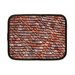 Roof Tiles On A Country House Netbook Case (small)