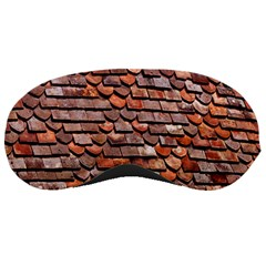 Roof Tiles On A Country House Sleeping Masks