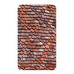 Roof Tiles On A Country House Memory Card Reader