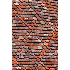 Roof Tiles On A Country House 5 5  X 8 5  Notebooks