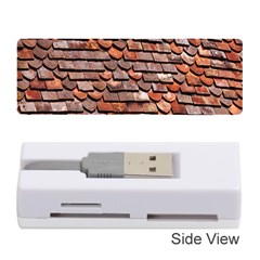 Roof Tiles On A Country House Memory Card Reader (stick)