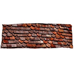 Roof Tiles On A Country House Body Pillow Case (dakimakura)