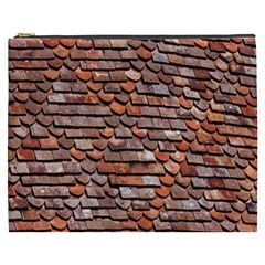 Roof Tiles On A Country House Cosmetic Bag (XXXL)