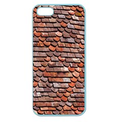 Roof Tiles On A Country House Apple Seamless Iphone 5 Case (color)