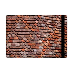 Roof Tiles On A Country House Apple Ipad Mini Flip Case