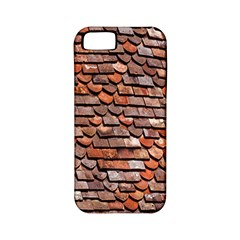 Roof Tiles On A Country House Apple Iphone 5 Classic Hardshell Case (pc+silicone)