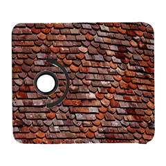 Roof Tiles On A Country House Galaxy S3 (Flip/Folio)