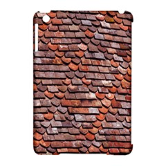 Roof Tiles On A Country House Apple Ipad Mini Hardshell Case (compatible With Smart Cover)