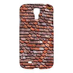 Roof Tiles On A Country House Samsung Galaxy S4 I9500/i9505 Hardshell Case