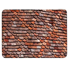 Roof Tiles On A Country House Samsung Galaxy Tab 7  P1000 Flip Case