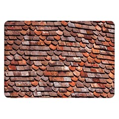 Roof Tiles On A Country House Samsung Galaxy Tab 8 9  P7300 Flip Case