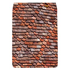 Roof Tiles On A Country House Flap Covers (S)