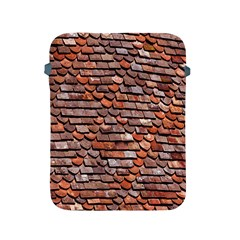 Roof Tiles On A Country House Apple Ipad 2/3/4 Protective Soft Cases