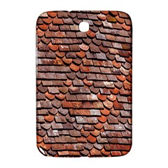 Roof Tiles On A Country House Samsung Galaxy Note 8 0 N5100 Hardshell Case