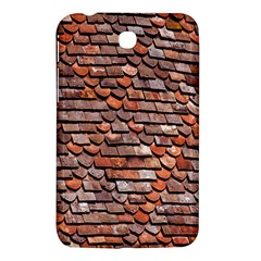 Roof Tiles On A Country House Samsung Galaxy Tab 3 (7 ) P3200 Hardshell Case