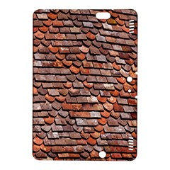 Roof Tiles On A Country House Kindle Fire Hdx 8 9  Hardshell Case