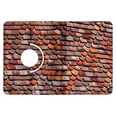 Roof Tiles On A Country House Kindle Fire Hdx Flip 360 Case