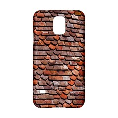Roof Tiles On A Country House Samsung Galaxy S5 Hardshell Case