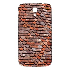 Roof Tiles On A Country House Samsung Galaxy Mega I9200 Hardshell Back Case
