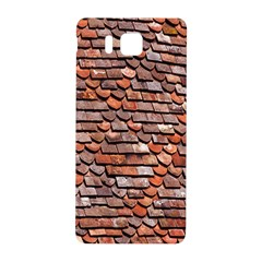 Roof Tiles On A Country House Samsung Galaxy Alpha Hardshell Back Case