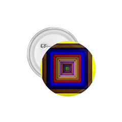 Square Abstract Geometric Art 1.75  Buttons