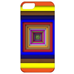 Square Abstract Geometric Art Apple Iphone 5 Classic Hardshell Case