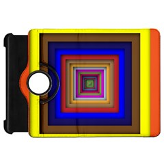 Square Abstract Geometric Art Kindle Fire HD 7