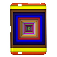 Square Abstract Geometric Art Kindle Fire Hd 8 9