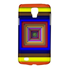 Square Abstract Geometric Art Galaxy S4 Active
