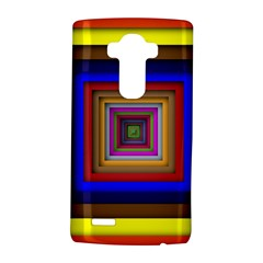 Square Abstract Geometric Art Lg G4 Hardshell Case