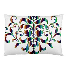 Damask Decorative Ornamental Pillow Case