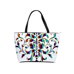 Damask Decorative Ornamental Shoulder Handbags