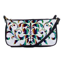 Damask Decorative Ornamental Shoulder Clutch Bags