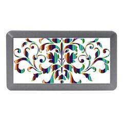 Damask Decorative Ornamental Memory Card Reader (Mini)