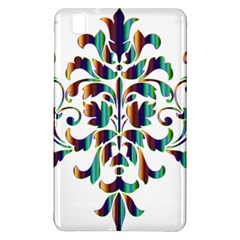 Damask Decorative Ornamental Samsung Galaxy Tab Pro 8.4 Hardshell Case