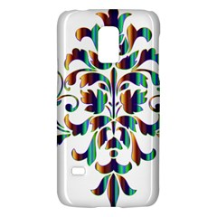 Damask Decorative Ornamental Galaxy S5 Mini